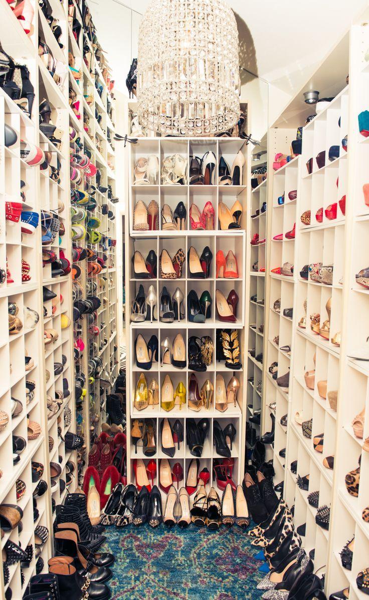 Great Shoe Closet