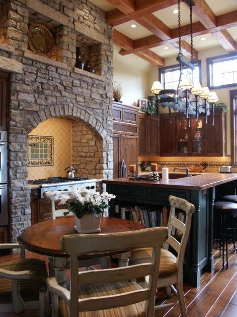 Beautiful Country Kitchen Pictures Photos And Images For