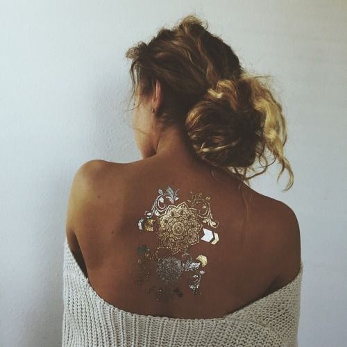 Glittery Tattoo Pictures Photos And Images For Facebook