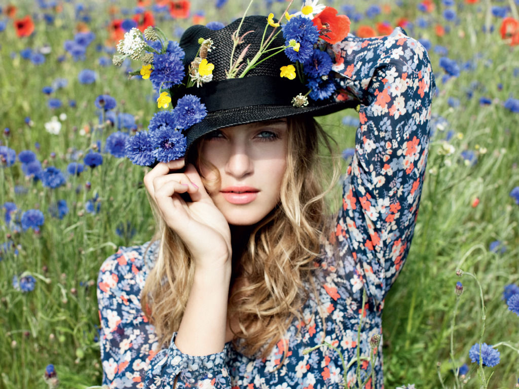 Flower Hat Pictures 8acf675edea