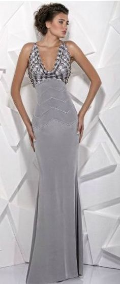 Silver Evening Dress Pictures- Photos- and Images for Facebook ...
