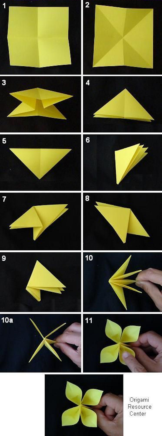 Origami Buttonhole Flowers Pictures Photos And Images For Facebook Diagrams