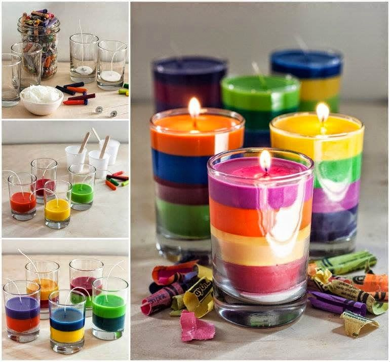 DIY Candles Pictures Photos And Images For Facebook