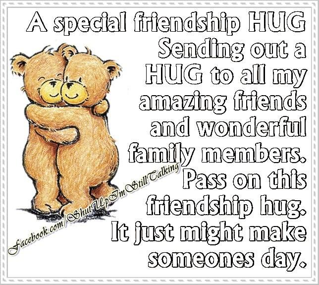 Special Friendship Hug Pictures Photos And Images For