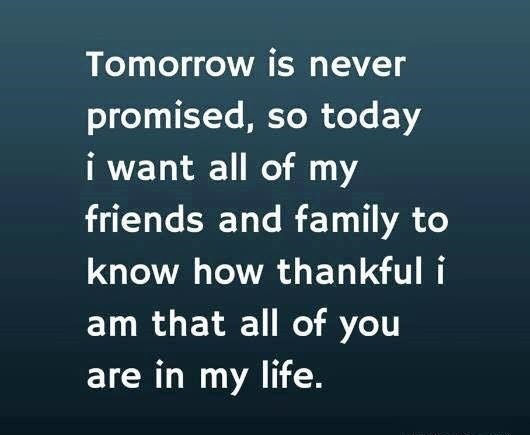 Tomorrow Funny Quotes Quotesgram: Quotes On Life Is Never Promised Tomorrow. QuotesGram