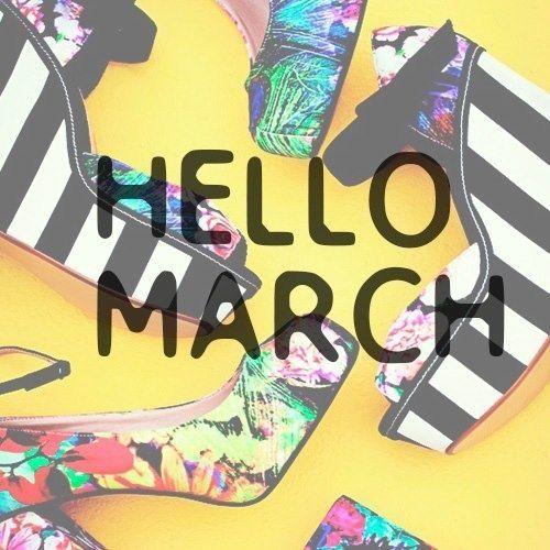 159142 Hello March بوستات عن شهر مارس صور عن شهر مارس 3