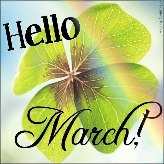159145 Hello March بوستات عن شهر مارس صور عن شهر مارس 3
