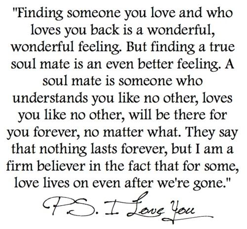 a true soul mate pictures photos and images for facebook tumblr