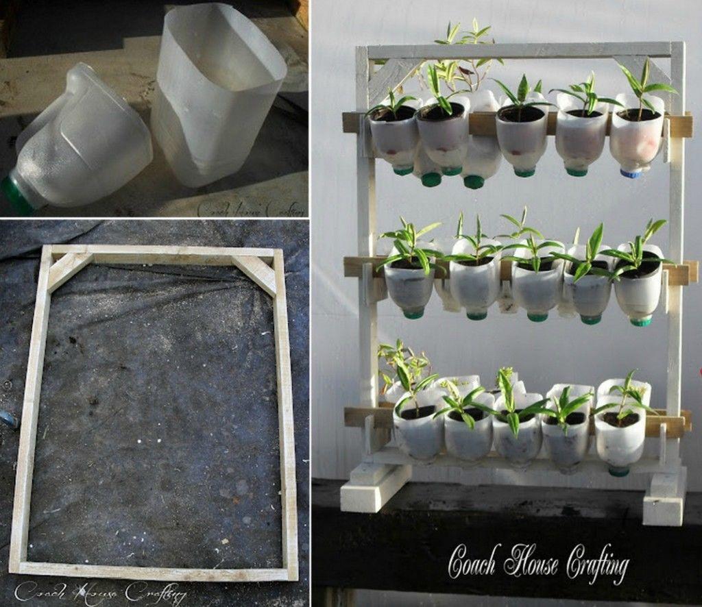 Fence Herb Garden Ideas