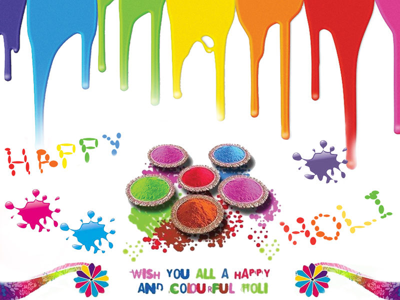 Happy holi wishes messages holi greetings pictures photos and happy holi wishes messages holi greetings m4hsunfo