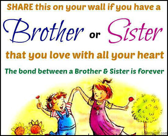 brother and sister quotes quotesgram