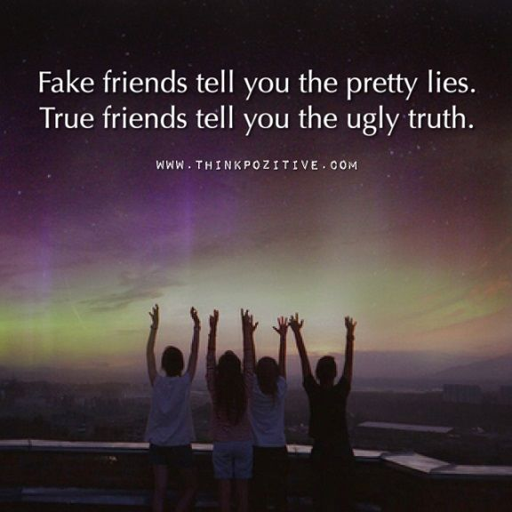 Fake Friends Real Friends Pictures, Photos, and Images for ...