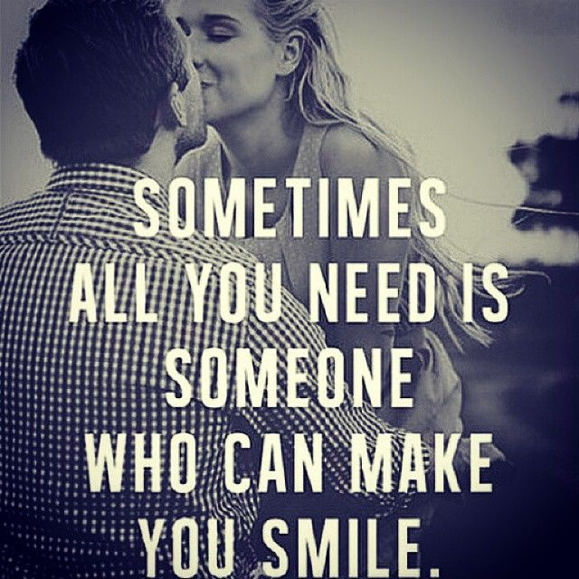 Someone Who Makes You Smile Pictures, Photos, And Images