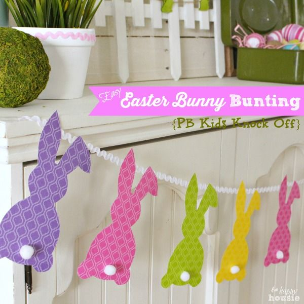 DIY Easter Bunting Pictures, Photos, And Images For