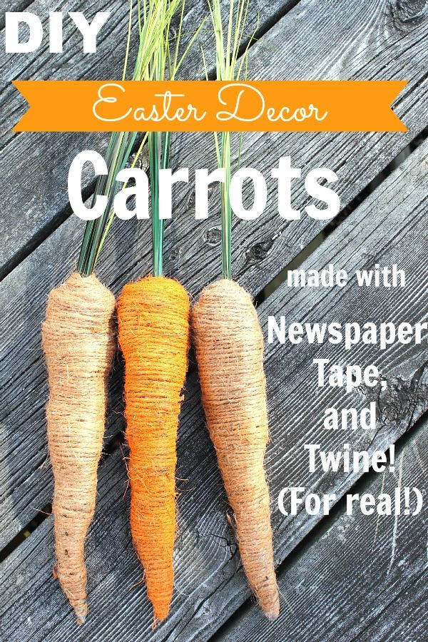 Diy Easter Decor Carrots Pictures Photos And Images For