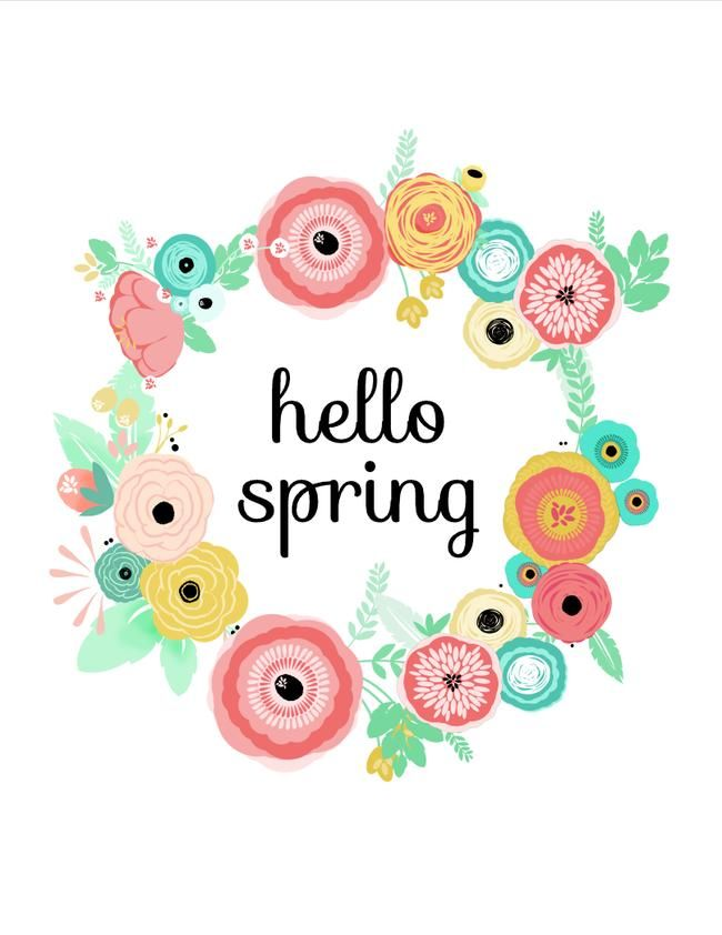 Hello Spring Pictures, Photos, and Images for Facebook ...