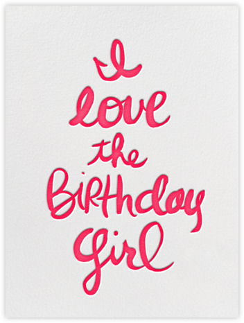 I love the birthday girl pictures photos and images for facebook i love the birthday girl voltagebd Choice Image