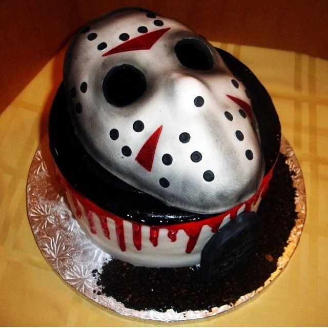 Jason Voorhees Cake Pictures Photos And Images For