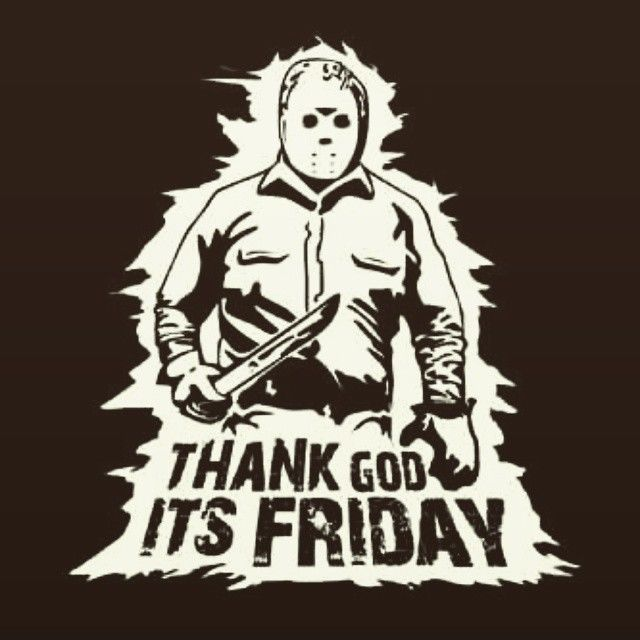 thank god it s friday the 13th pictures photos and images for rh lovethispic com friday the 13th clip art free Happy Friday the 13th Clip Art