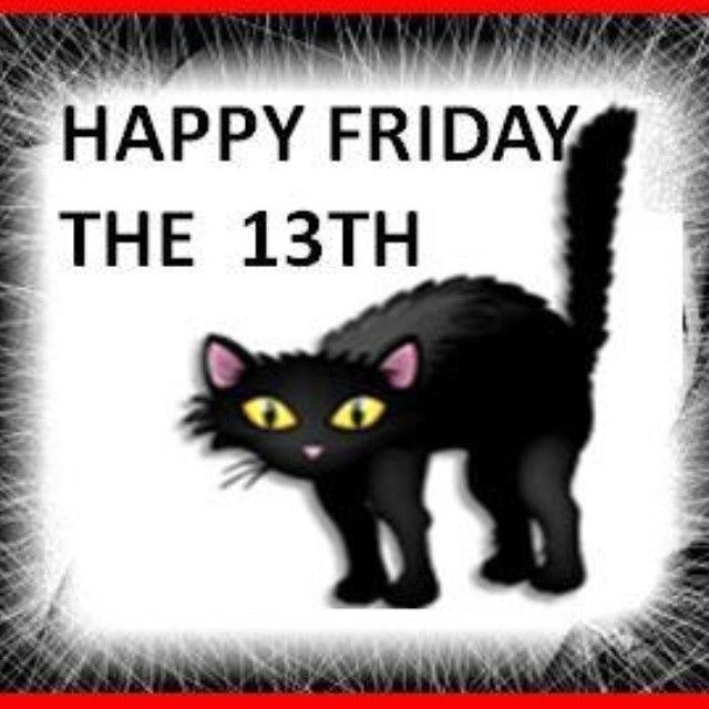 happy friday the 13th cat www pixshark com images friday the 13th clip art free friday the 13th clip art free