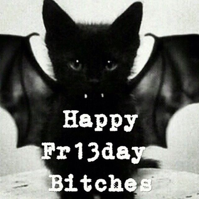 Happy Friday The 13th Bitches Pictures Photos And Images