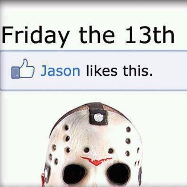 Jason Likes Friday The 13th Pictures, Photos, and Images ...  Friday The 13th Quotes For Facebook