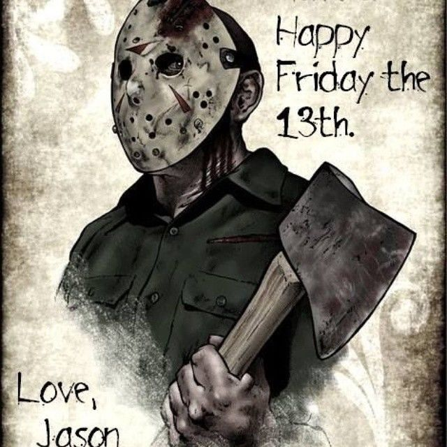 Happy Friday The 13th Love Jason Pictures, Photos, and ...