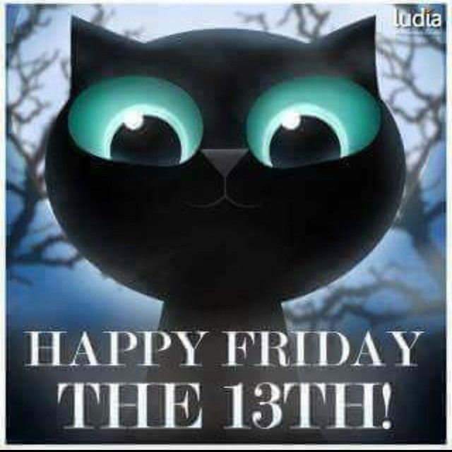 Quotes About Friday The 13th: Happy Friday The 13th Pictures, Photos, And Images For