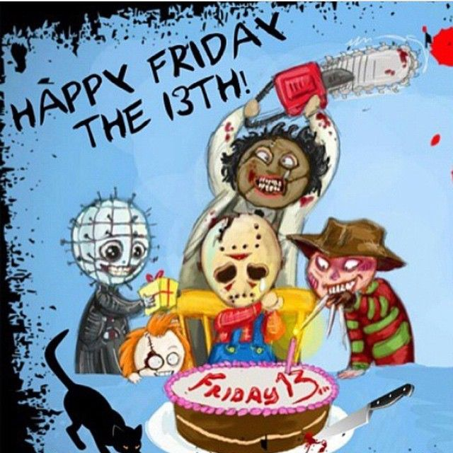 Happy Friday The 13th Killers Pictures, Photos, And Images