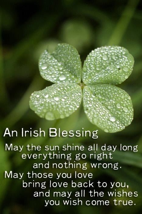 An Irish Blessing Pictures Photos And Images For