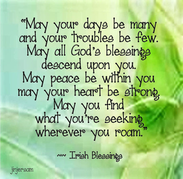 Irish Blessings Pictures, Photos, And Images For Facebook