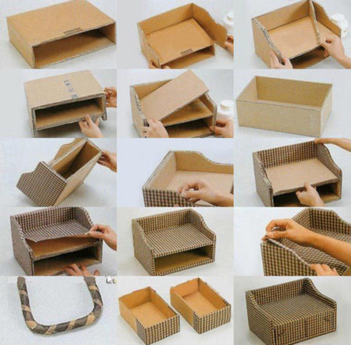 Diy Storage Cardboard Box Pictures Photos And Images For Facebook Tumblr Pinterest And Twitter