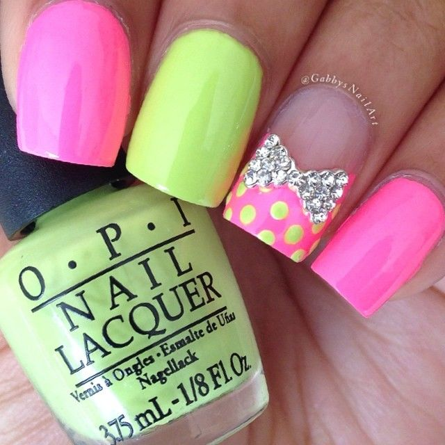 Colorful Spring Nails Pictures, Photos, And Images For