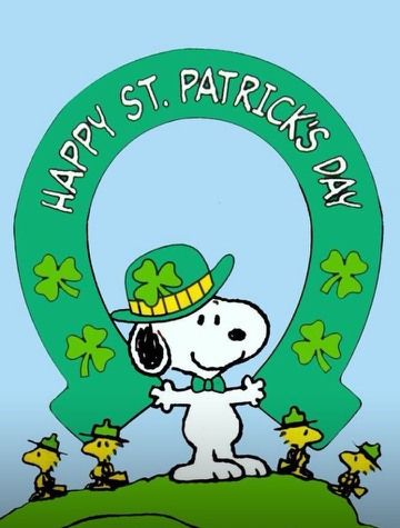 Snoopy st patricks day greetings pictures photos and images for snoopy st patricks day greetings m4hsunfo