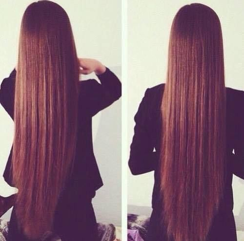 Straight Long Hair Pictures Photos And Images For