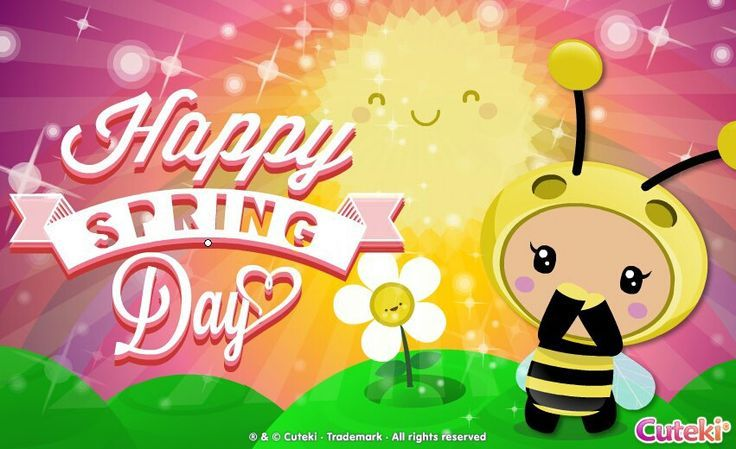 Happy Spring Day Pictures, Photos, and Images for Facebook ...