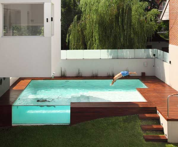 Modern Above Ground Pool Pictures Photos And Images For