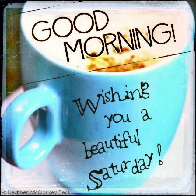 Good Morning Saturday Pictures, Photos, and Images for Facebook ... Wednesday Coffee Quotes