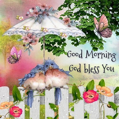 Good Morning God Bless You Good Morning God Bless You