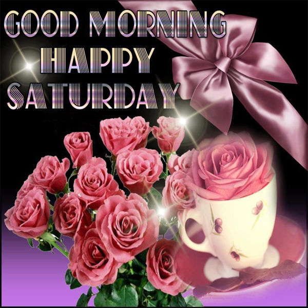 Good Morning Family And Friends Happy Saturday Pictures ... |Good Morning Happy Saturday Friends
