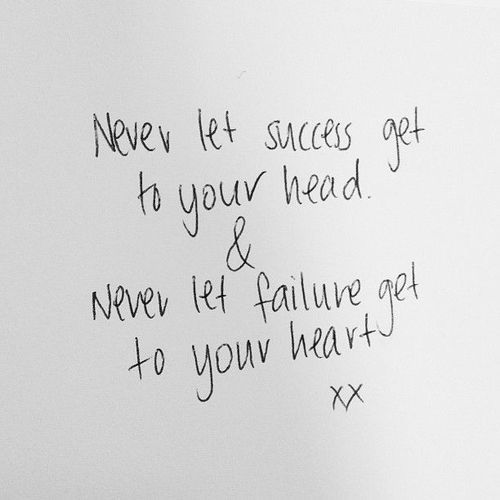 Inspirational Quotes About Failure: 'I WANT TO BE A SUCCESS' … WHAT THE EFF DOES THAT EVEN MEAN?