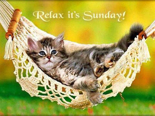 Relax Its Sunday Pictures, Photos, and Images for Facebook, Tumblr, Pinterest...
