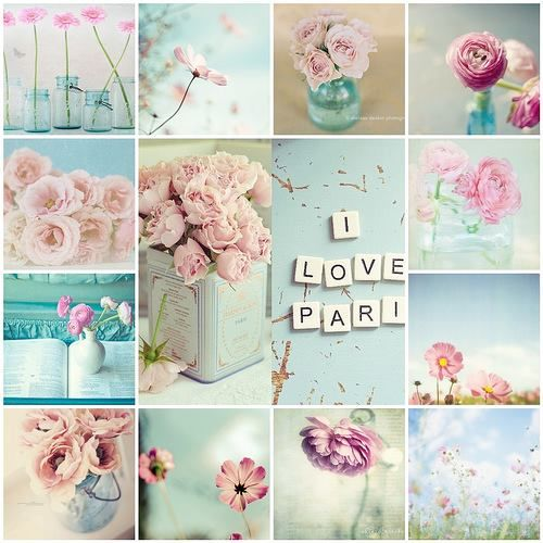 Pretty Pastel Spring Collage Pictures Photos And Images For Facebook Tumblr Pinterest And