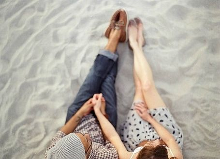 Cute Beach Couple Pictures, Photos, and Images for Facebook