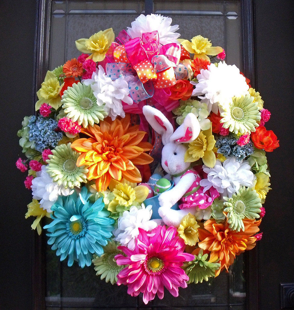 Cute Spring-Easter Wreath Pictures, Photos, And Images For