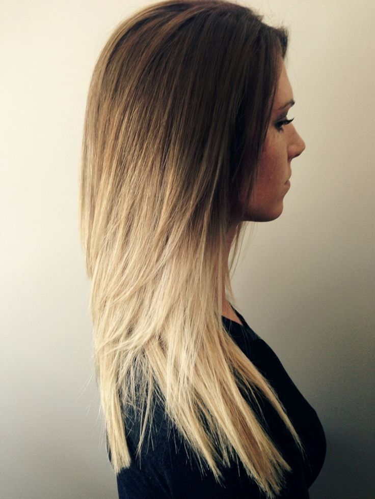 honey golden brown to blonde ombre melt pictures photos