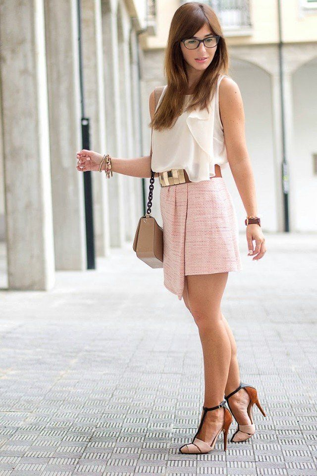 Classy Wrap A Round Skirt Amp Chiffon Top Pictures Photos