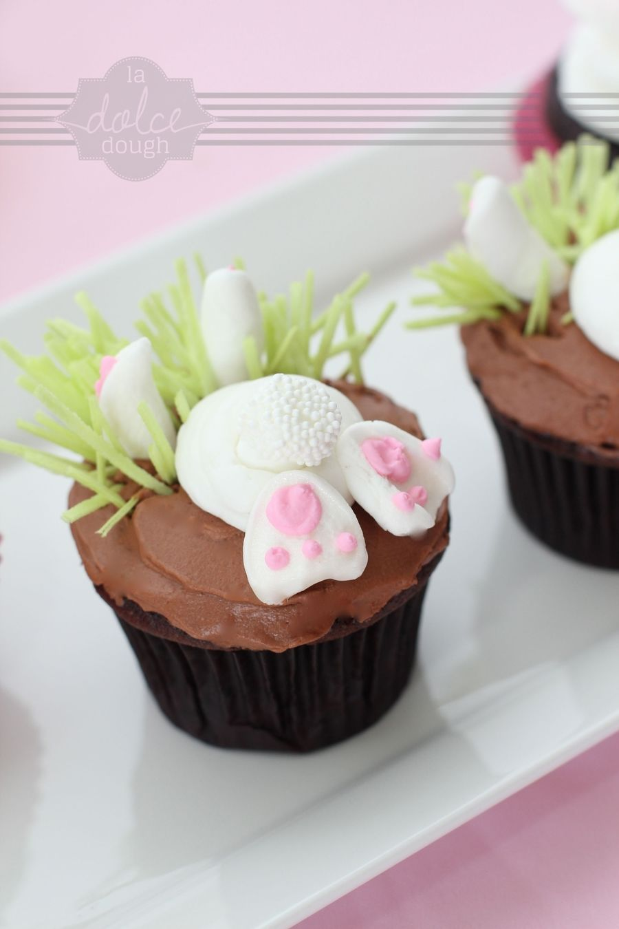 Easter Bunny Butt Cupcakes Pictures Photos And Images
