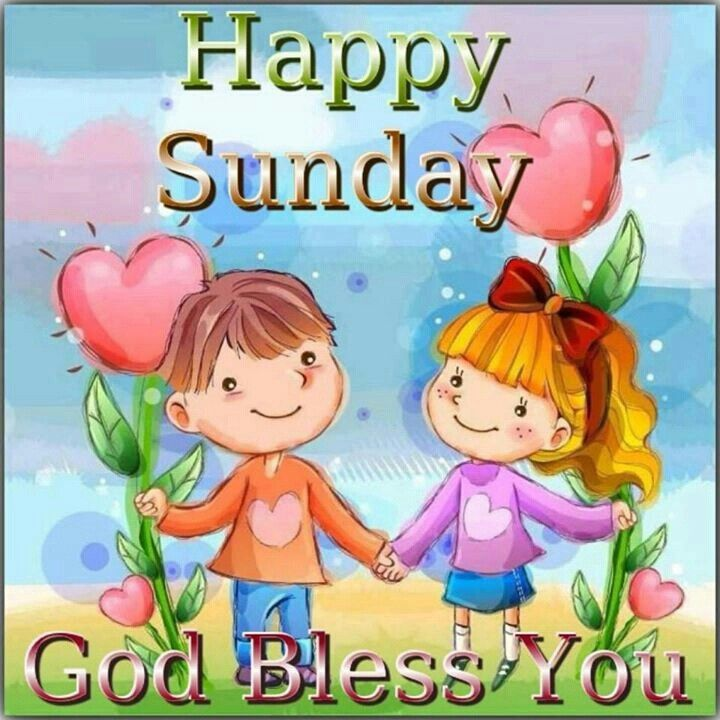 Happy Sunday God Bless You Pictures, Photos, and Images ...