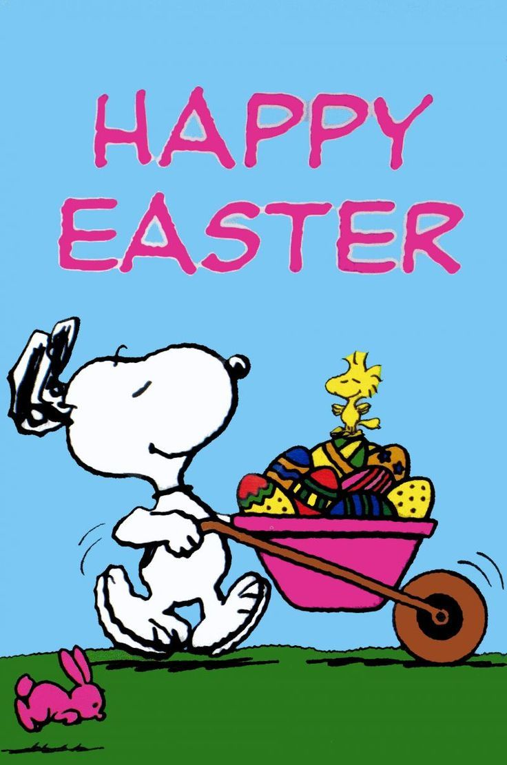 Happy easter snoopy pictures photos and images for - Free snoopy images ...